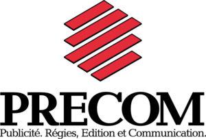 Logo Precom groupe Ouest France