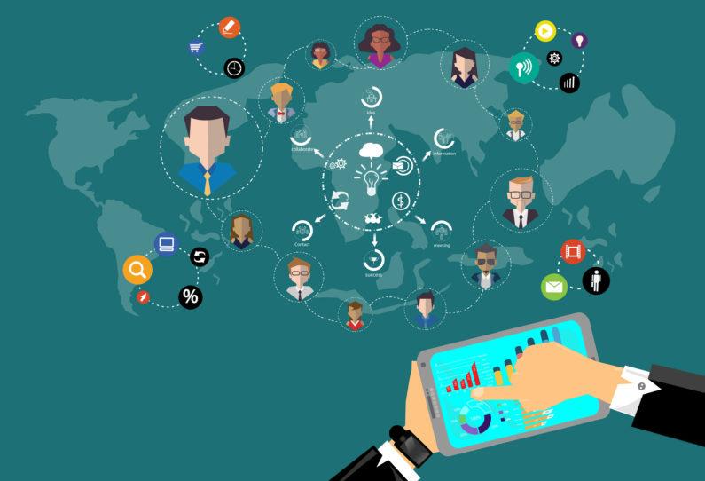 réseaux sociaux-relations-influences