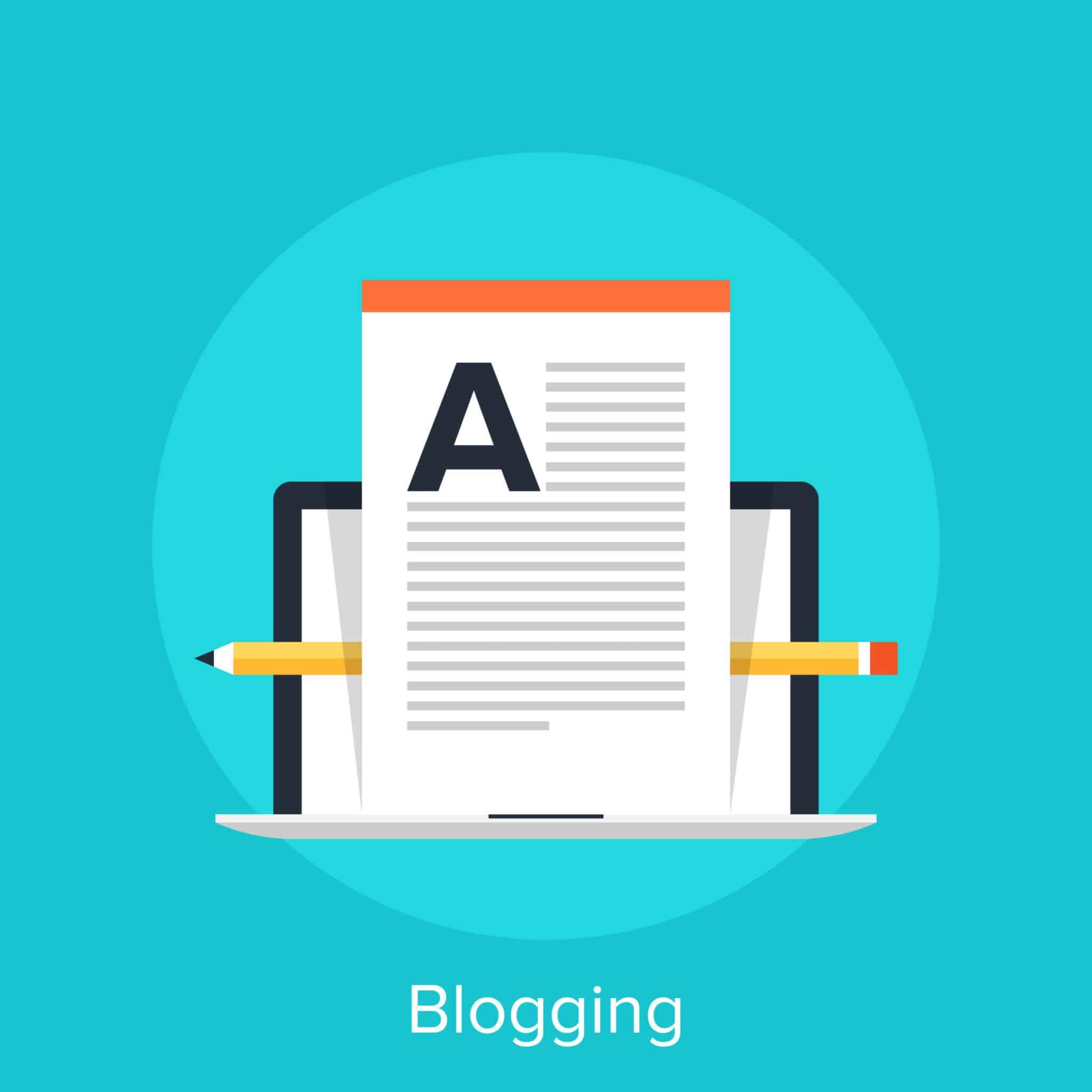 référencement naturel et blog sur site web