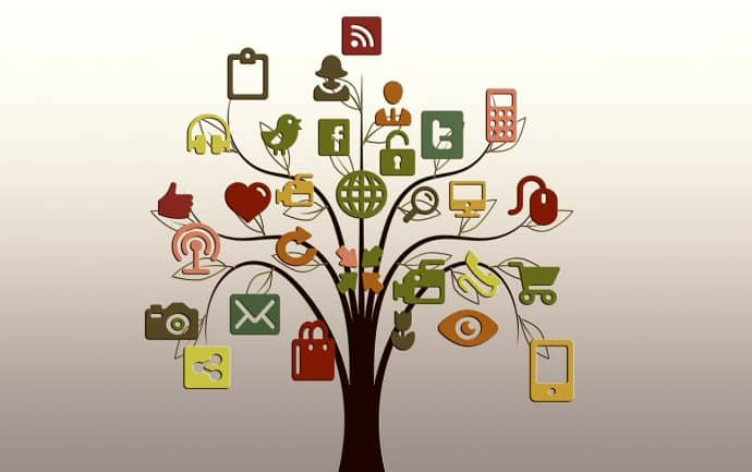 Trafic sur les réseaux du Web