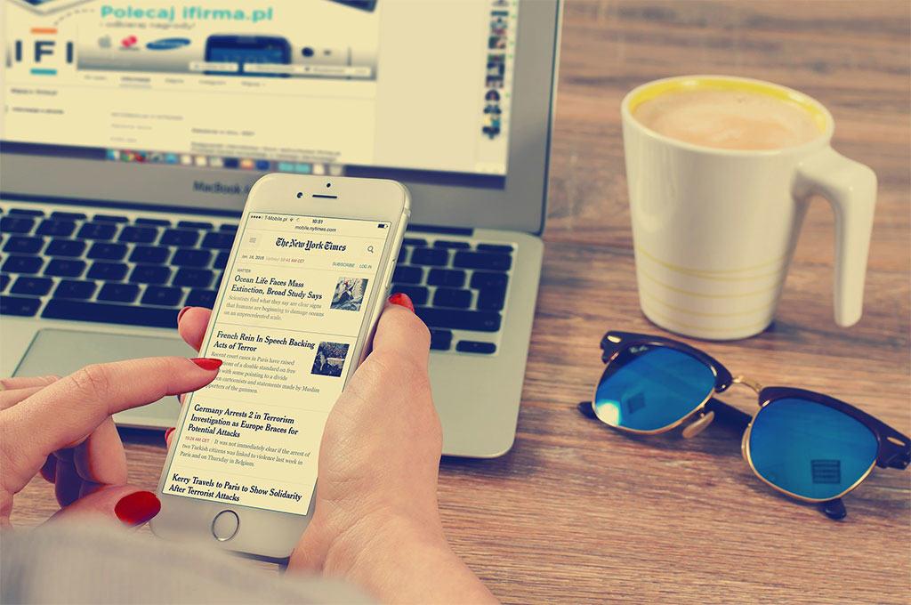Neuvième conseil SEO : Les contenus frais, source de fidélité des internautes