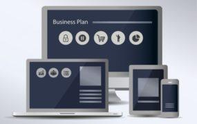 Ergonomie site web : illustration contenus responsive