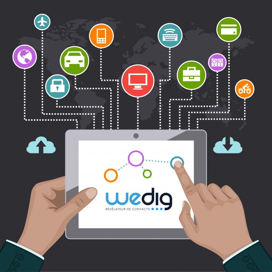 Agence de marketing digital avec Wedig au cœur de Rennes