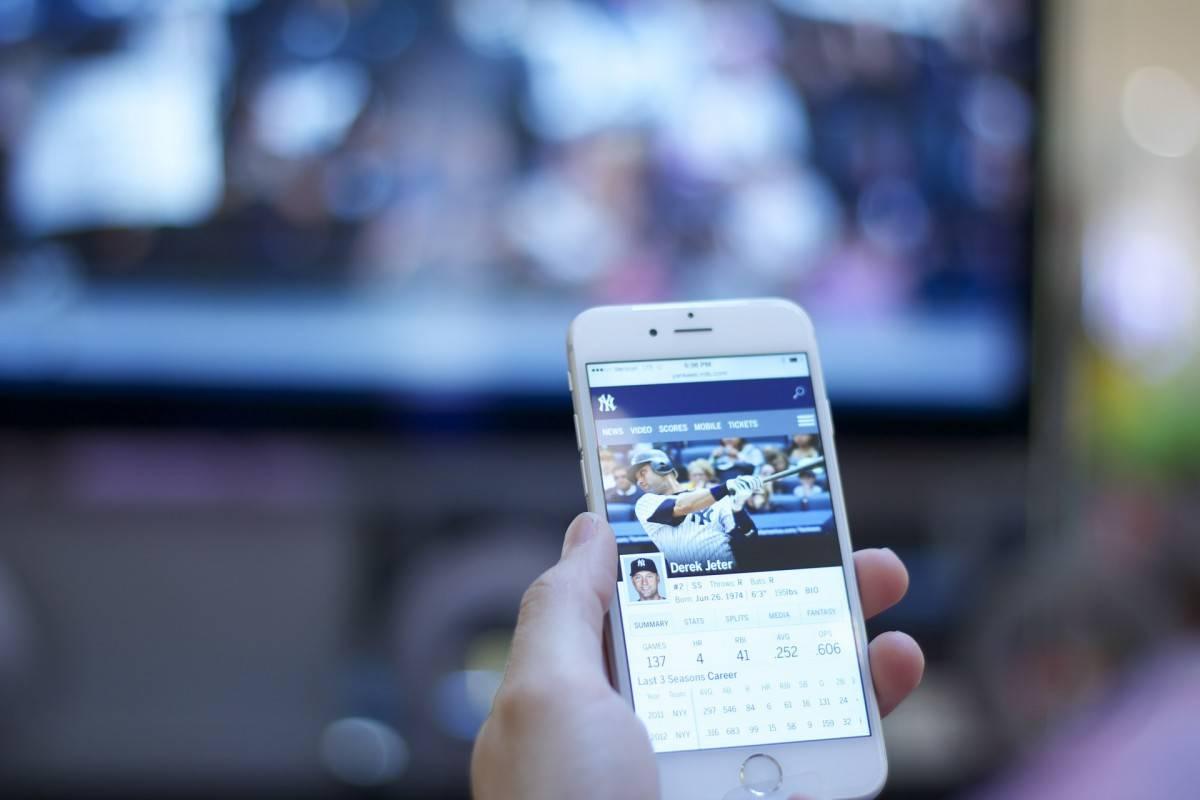 reseaux sociaux : Facebook sur mobile