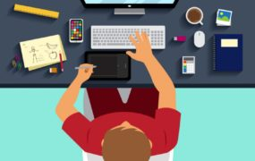 graphiste stratégie digitale