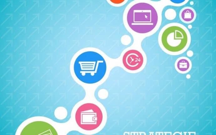illustration parcours stratégie marketing Wedig