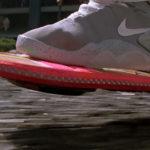 Skateboard retour vers le futur