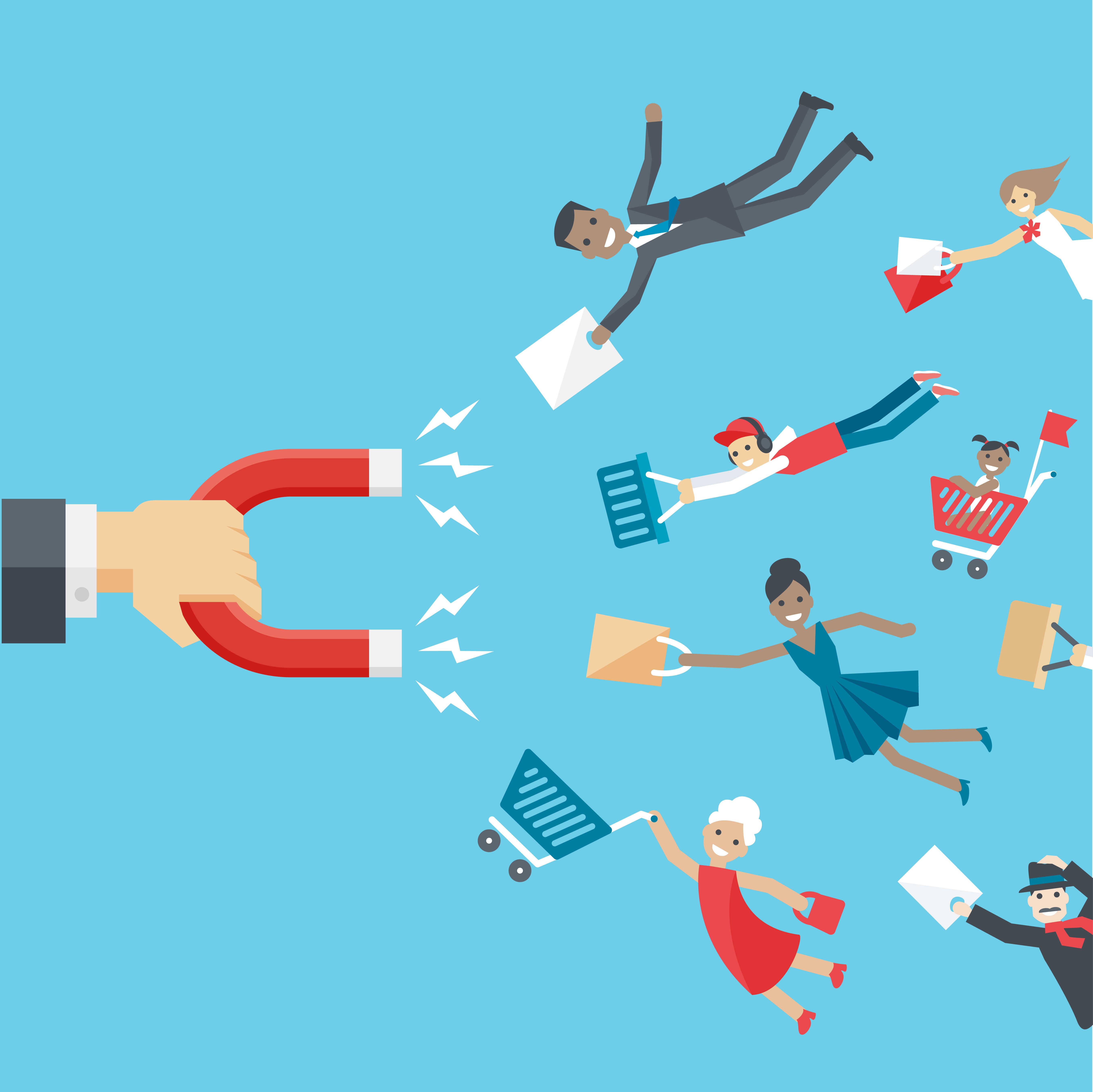 l'inbound marketing par Wedig