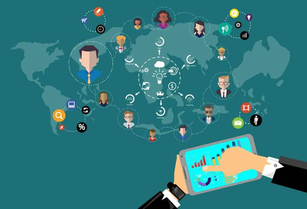 Formation webmarketing : réseaux sociaux