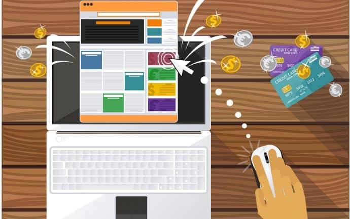 webmarketing display mode achat