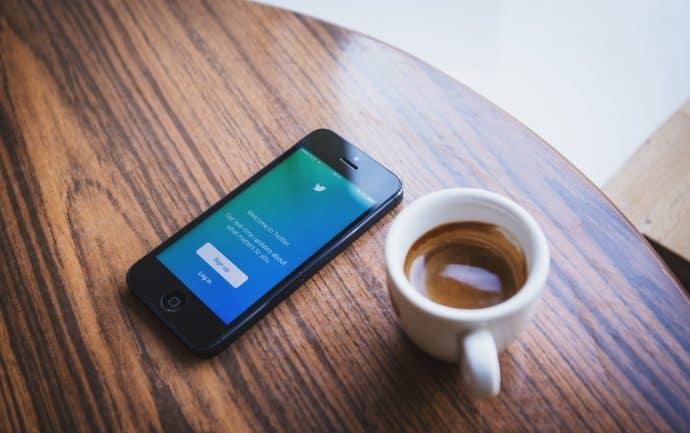 Twitter - réseaux sociaux