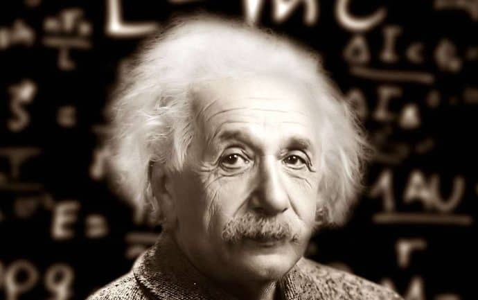 Agence digitale aime Albert einstein