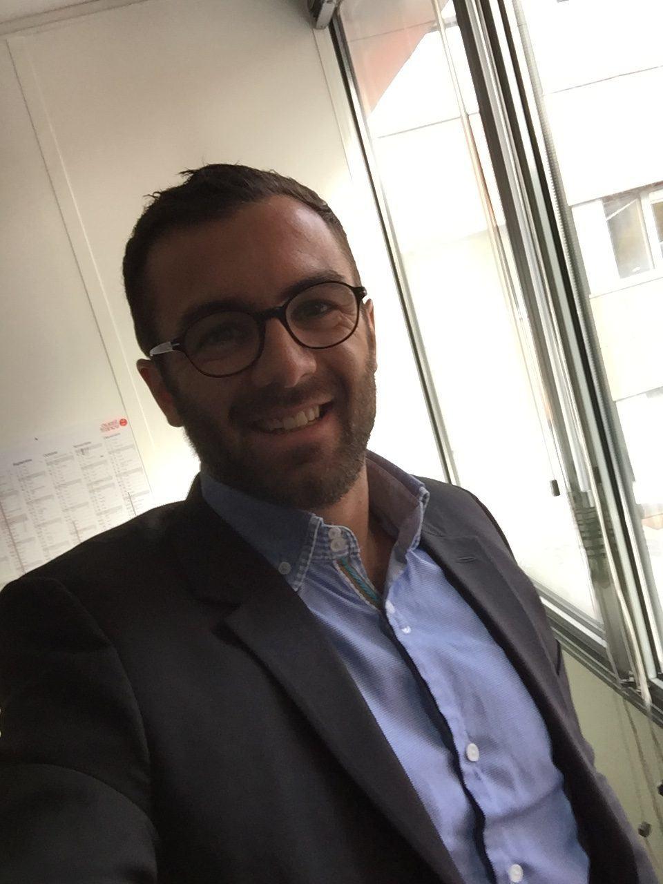 Directeur Wedig Fabien Guilleux