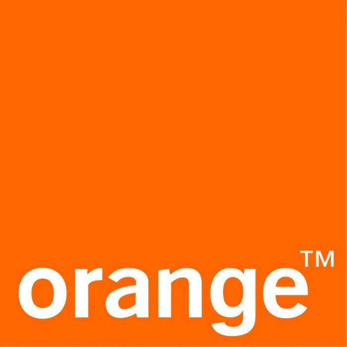 logo orange FashionWe