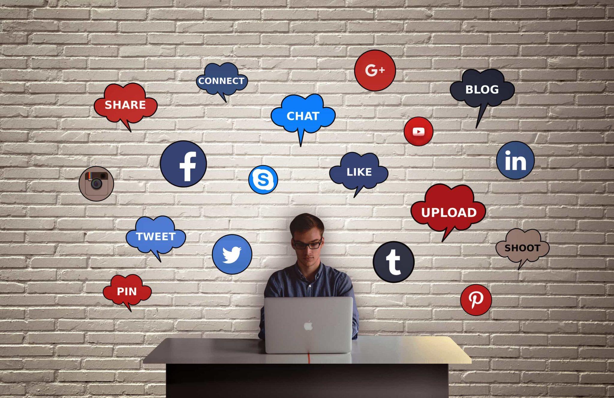 Réseaux sociaux : comment votre agence digitale Brest doit-elle gérer votre contenu ?