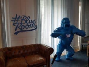 blue room twitter