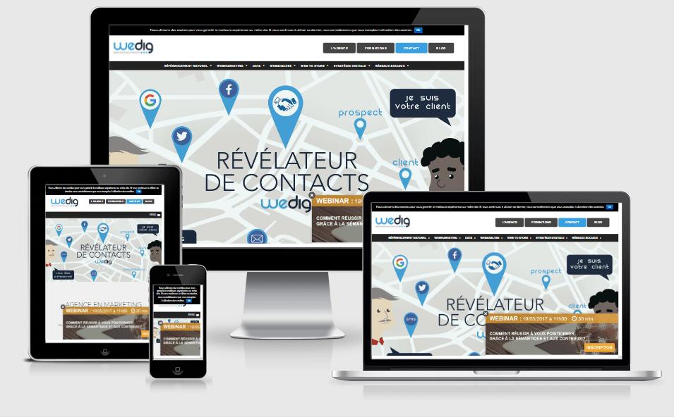 Test mobile de Google : pour que votre agence digitale Rouen indexe votre site