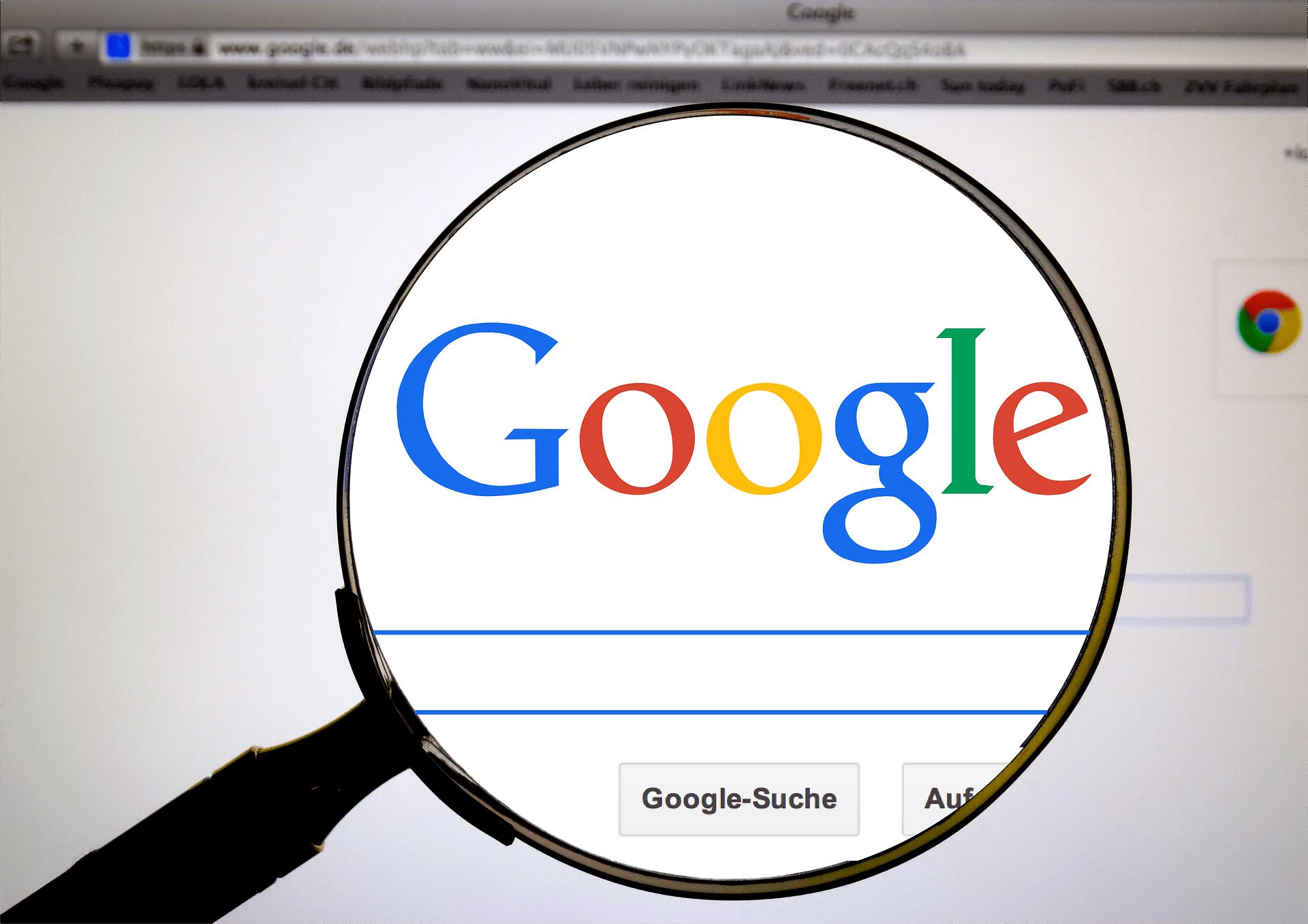 Marque la plus puissante, Google est un incontournable pour une agence digitale