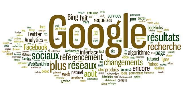 mots-clés-google