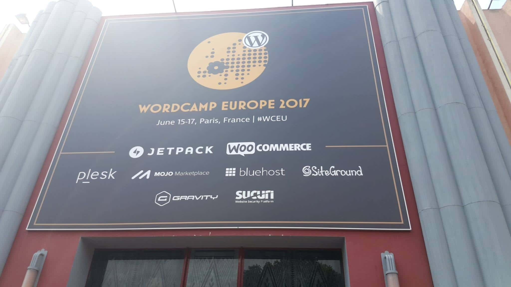 Votre agence digitale au wordcamp Europe