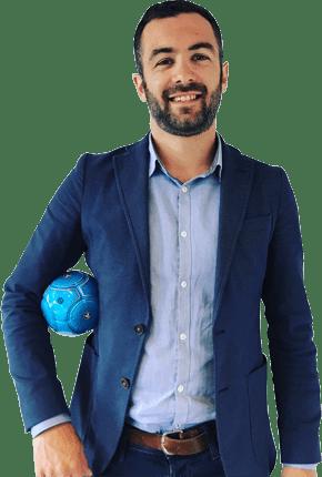 Fabien Guilleux, directeur de l'agence Wedig
